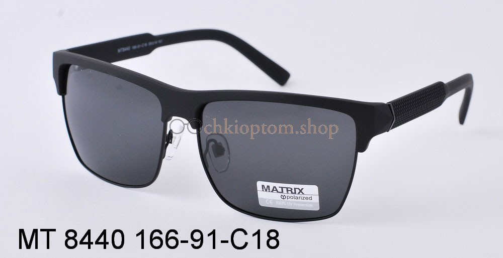 Смотреть фото Мужские Oчки Matrix MT8440