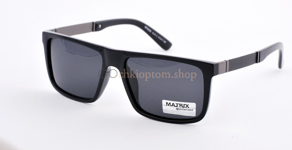 Смотреть фото Мужские Oчки Matrix MT8302