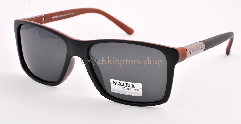 Смотреть фото Мужские Oчки Matrix MT8306
