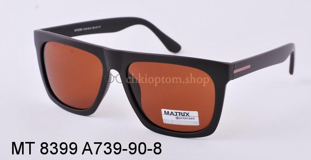 Смотреть фото Мужские Oчки Matrix MT8399