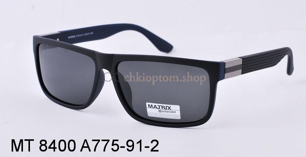 Смотреть фото Мужские Oчки Matrix MT8400