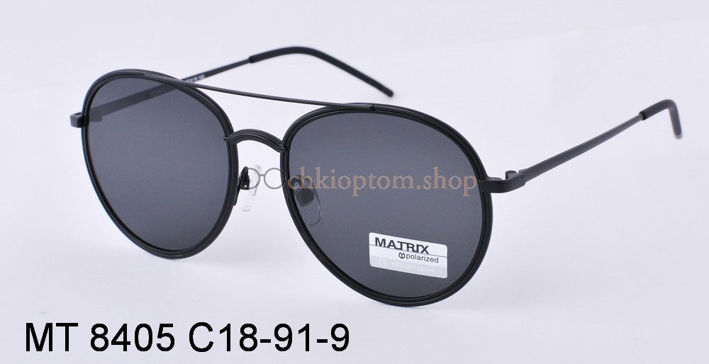 Смотреть фото Мужские Oчки Matrix MT8405