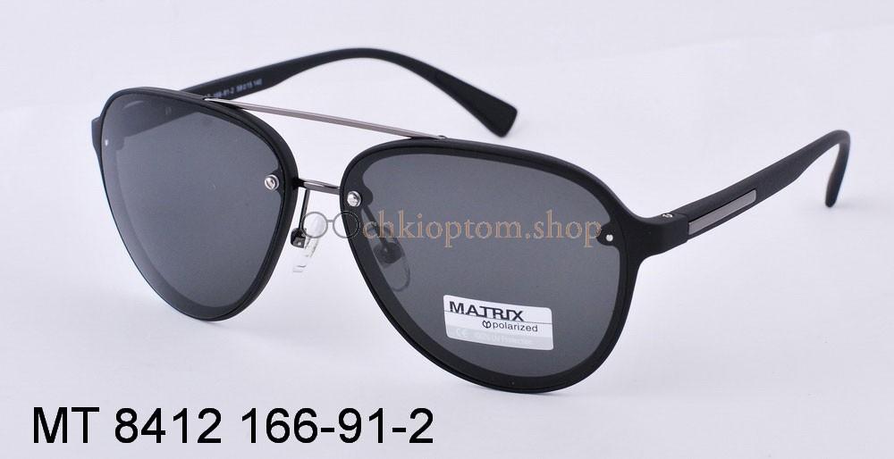 Смотреть фото Мужские Oчки Matrix MT8412