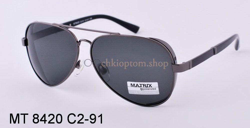 Смотреть фото Мужские Oчки Matrix MT8420