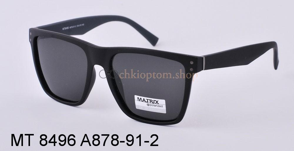 Смотреть фото Мужские Oчки Matrix MT8496