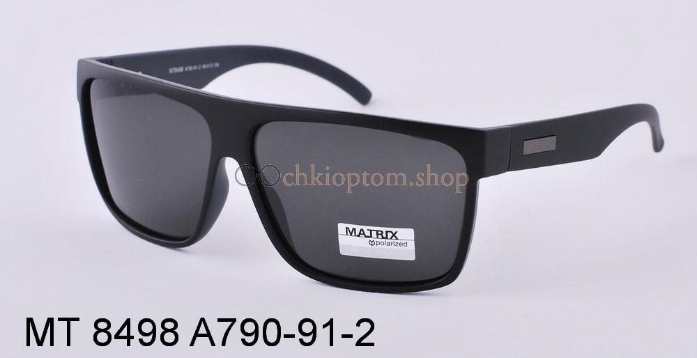 Смотреть фото Мужские Oчки Matrix MT8498
