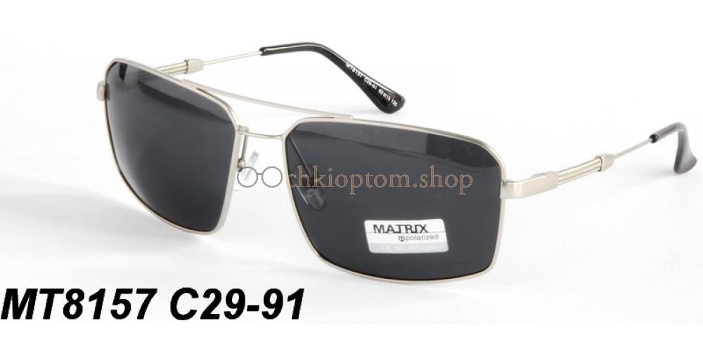 Смотреть фото Мужские Oчки Matrix MT8157