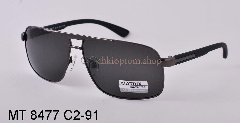 Смотреть фото Мужские Oчки Matrix MT8477