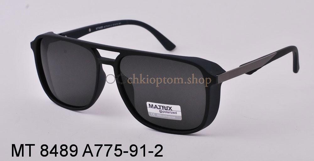 Смотреть фото Мужские Oчки Matrix MT8489