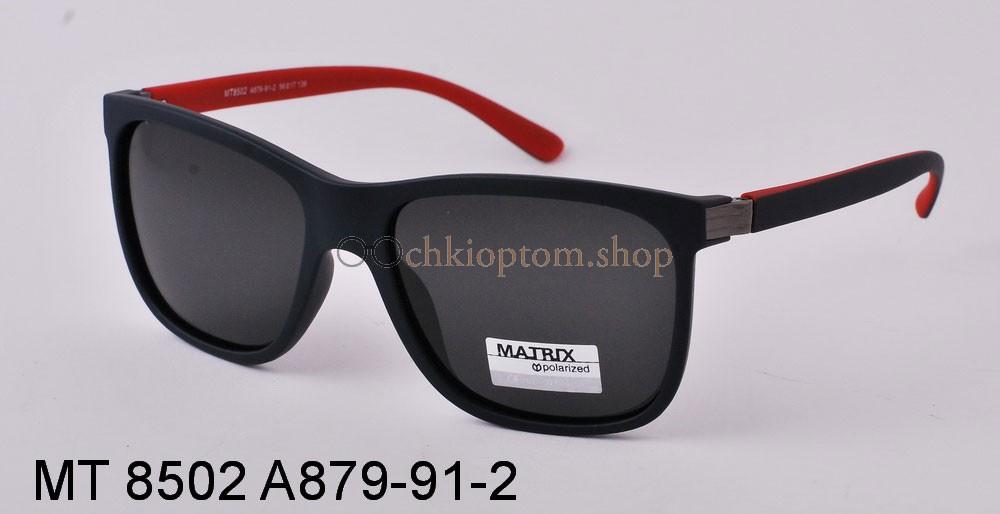 Смотреть фото Мужские Oчки Matrix MT8502