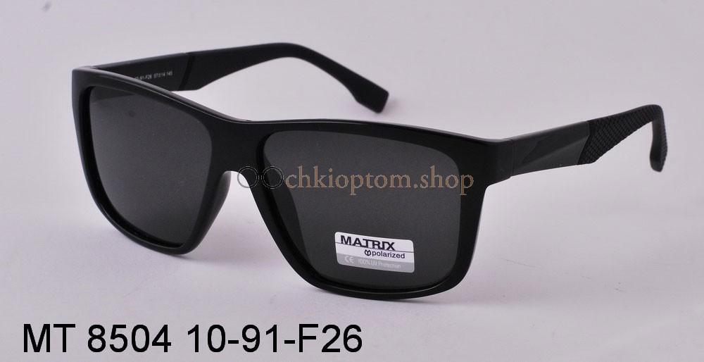 Смотреть фото Мужские Oчки Matrix MT8504