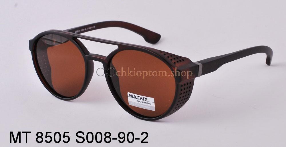 Смотреть фото Мужские Oчки Matrix MT8505
