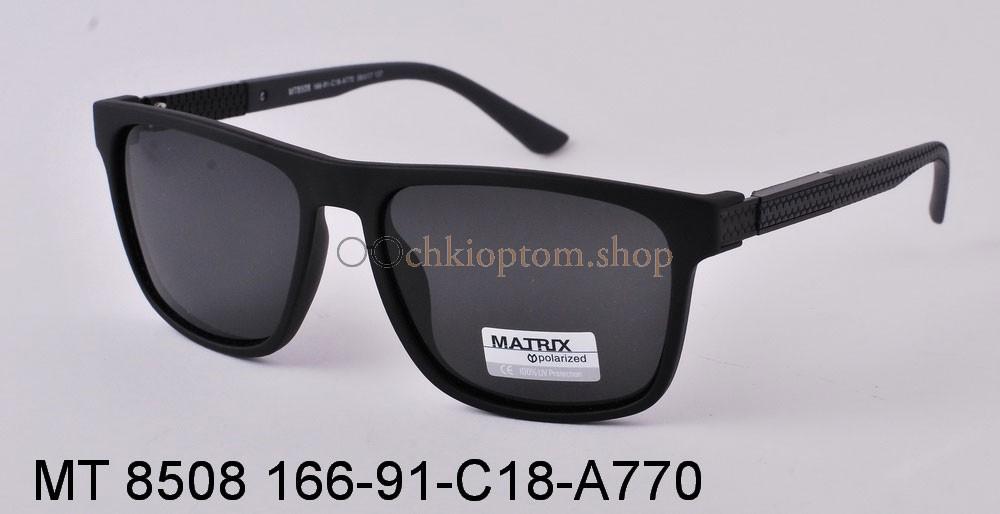Смотреть фото Мужские Oчки Matrix MT8508
