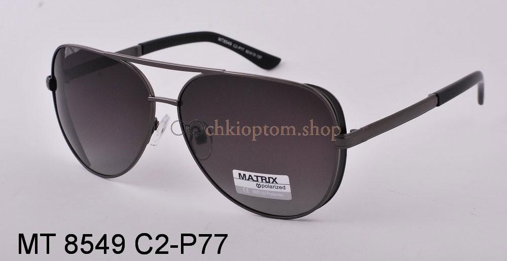 Смотреть фото Мужские Oчки Matrix MT8549