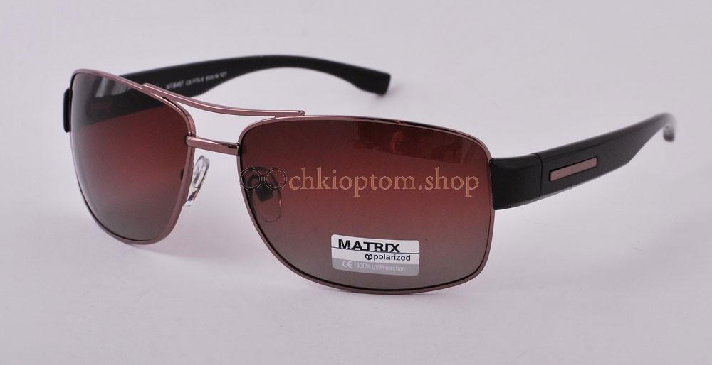 Смотреть фото Мужские Oчки Matrix MT8497