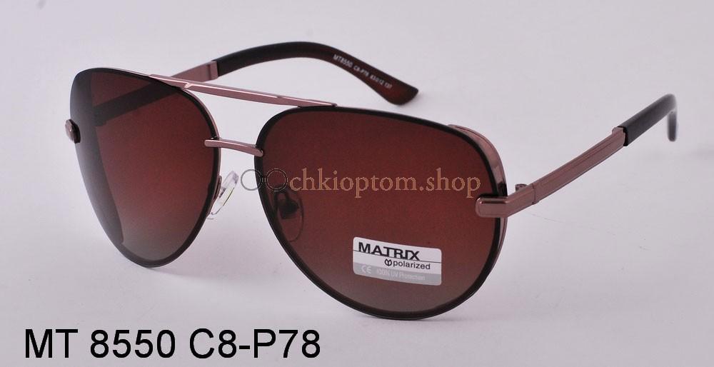 Смотреть фото Мужские Oчки Matrix MT8550