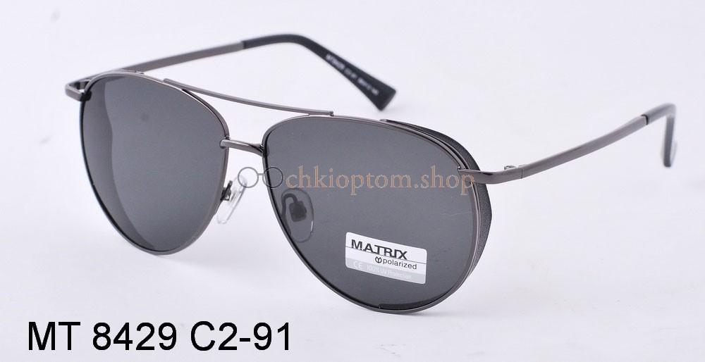 Смотреть фото Мужские Oчки Matrix MT8429