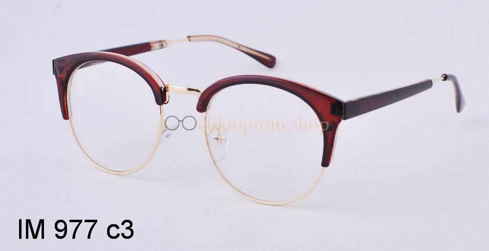 Смотреть фото Женские Oчки Brand frame 977