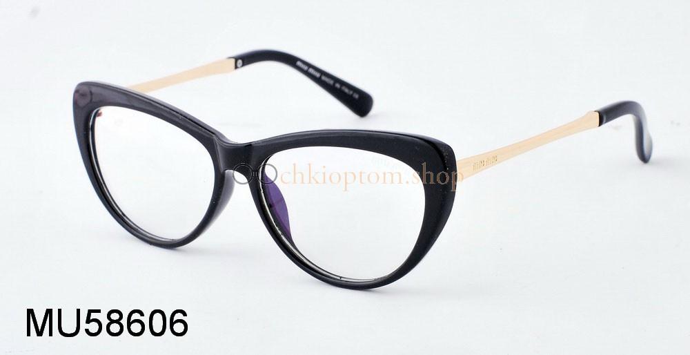 Смотреть фото Женские Oчки Brand frame 58606