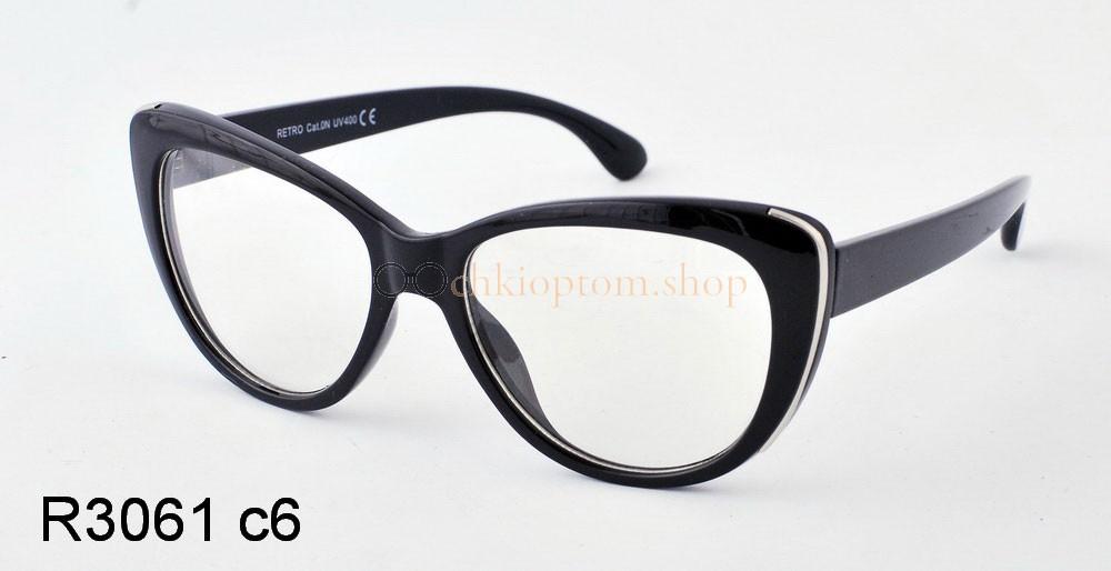 Смотреть фото Женские Oчки Brand frame 3061