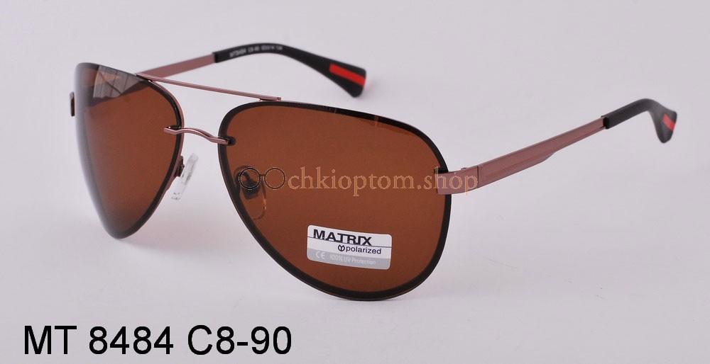 Смотреть фото Мужские Oчки Matrix MT8484