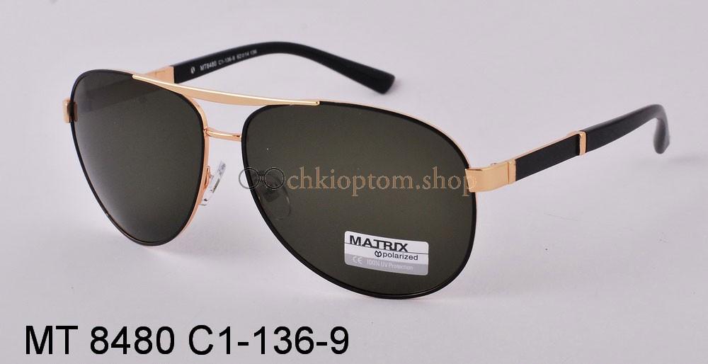 Смотреть фото Мужские Oчки Matrix MT8480