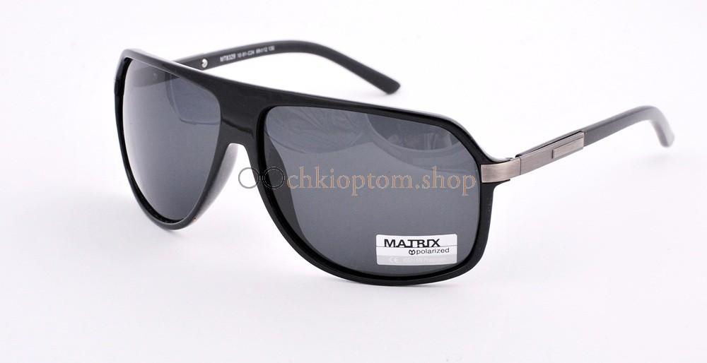 Смотреть фото Мужские Oчки Matrix MT8329